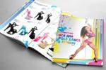 Каталог Pole Dance (верстка и дизайн)