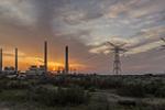 Промышленный пейзаж