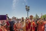 Крестный ход с Патриархом