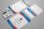 Разработка логотипа и фирменного стиля Криал-авто