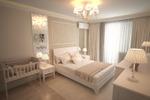 Визуализация спальной комнаты
