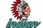 """Логотип для издательства """"Indian"""""""