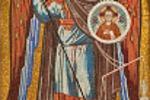 Мозаичное пано Архангел Михаил.