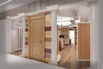 Магазин «Parketoff» в галерее интерьеров ТЦ «Твинстор» г. Москва