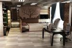 3d визуализация салона для мебельной компании