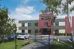 3d визуализация офисного здания