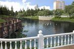 3д визуализация проекта реконструкции озера
