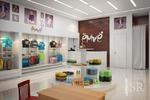 Дизайн магазина в современном стиле