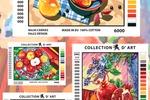 Коллекция натюрмортов для вышивания