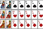 Валет, дама и король для карточной игры АЗИ