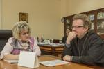 Репортаж из департамета образования ЗАО Москвы