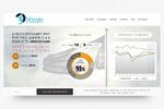 Разработка первого экрана для сайта 5minuteeconomist.com