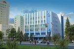 Реконструкция здания ООН в Астане