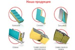 Дизайн лендинга сендвич панели