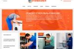 Сайт сервисного центра на ModX