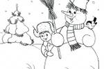 На заказ детские стихи про зиму
