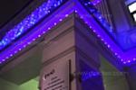 Декоративная\праздничная\новогодняя подсветка здания
