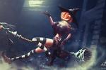 Ведьма для Atlantica Online