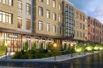 3D визуализация жилого комплекса (6 ракурсов)