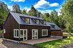 Каркасные дома в скандинавском стиле