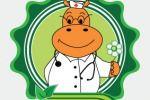 Разработка персонажа для логотипа сети аптек