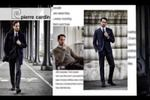 Рекламный ролик для магазина мужской одежды ( 2d графика )