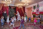 Новогодний праздник в детском саду.