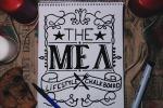 """Концепция логотипа для ресторана """"МЕЛ"""""""