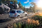 Subaru Forester – стартует там, где другие сходят с пути!