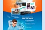 Дизайн сайта-скетчевая графика