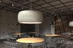 Визуализация интерьера кафе-бара лофт 4
