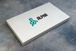Редизайн логотипа Alpha