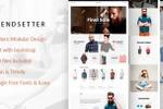 E-Commerce шаблон для Themeforest