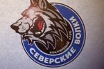 """эмблема/логотип для детского хоккейного клуба """"Северские Волки"""""""