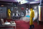 Улучшить изображение лаборатории