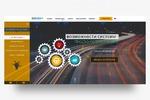 Разработка страницы по перевозчикам для сайта bussystem