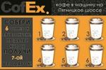 6 окошек (кофе)
