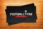 Логотип для магазина футбольной атрибутики