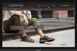 "Сайт каталог брендовой обуви ""GOODZONE""."