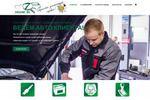 Сайт СТО автомобилей Jaguar и Land Rover
