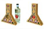 разработка упаковки и этикетки для водки