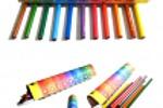 разработка упаковки для цветных карандашей
