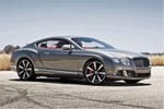 Шумоизоляция Bentley Continental GT Speed