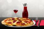 Пост о пиццерии для Google Play