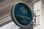 """Vintage Dream"" -  вывески"