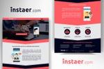 лендинг Instaer.com