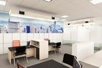 Дизайн интерьеров клиентской зоны банка, г. Москва