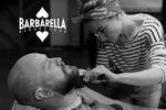 Barbarella Moscow   Барбершоп с девушками
