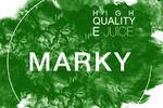 Баннер на офиц. страницу бренда MARKY жидкостей для испарителей