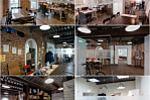 Интерьерная фотосъёмка офиса архитектурной студии